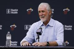 Pat Riley Reveals The Miami Heat's Focus For Free Agency