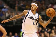 Delonte West Back On The Court Amid Recovery