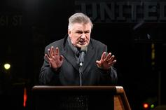 """Alec Baldwin Says He's """"Overjoyed"""" To Lose His Role As Donald Trump On """"SNL"""""""