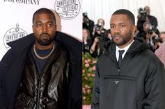 Kanye West References Frank Ocean Drama On 2 Chainz Song