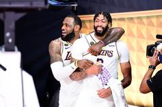 Anthony Davis' Plans For The Lakers Revealed