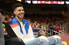 LaMelo Ball Dons Hornets Jersey For The First Time