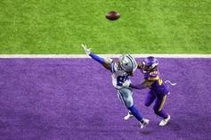 CeeDee Lamb Makes Miraculous Catch Of The Year Candidate