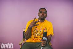 """Reason Spits Bars In New """"Bless The Booth"""" Freestyle"""