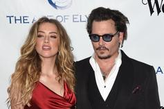 "Johnny Depp Reportedly Tries To Have Amber Heard Fired From ""Aquaman 2"""