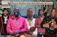 Top 25 Hottest Hip-Hop Albums Of 2020