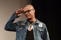 """T.I. Claims He's Never Heard His Verse On Kanye West's """"Drive Slow"""" Played In Public"""