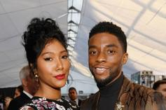 Chadwick Boseman's Wife Delivers Tearful Speech As She Accepts Gotham Award