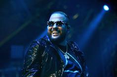 """Jay-Z & The Weeknd Give Belly's New Album """"Seal Of Approval"""""""