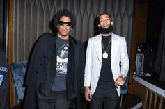 """Hear A Preview Of Jay-Z & Nipsey Hussle's New Song """"What It Feels Like"""""""