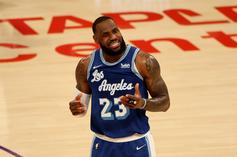 LeBron James Comments On Hitting 35,000 Career Points