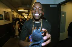Bobby Shmurda Reacts To Viral Video Of Himself Turning Down Drink