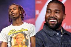 """Playboi Carti Raves About Kanye West To Kid Cudi: """"He Opened My Eyes"""""""