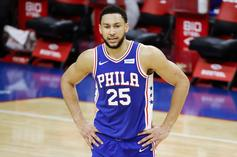 NBA Announcer Roasted After Calling Ben Simmons Overrated