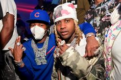 Lil Durk & Lil Baby Take A Private Jet To Hit The Studio For Joint Mixtape