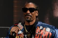 Snoop Dogg Poses Important Question About Rapper Basketball Teams
