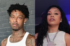 Did 21 Savage Just Accidentally Reveal His Relationship With Mulatto?