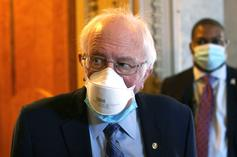 Bernie Sanders Takes A Swipe At Nike And Phil Knight