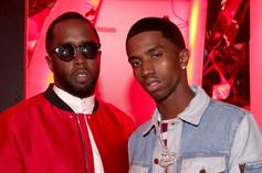 Diddy Attends Christian Combs's Birthday Party As A Hologram