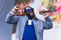 T-Pain Hilariously Addresses His Instagram DM Request Folder Flub