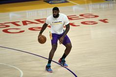 LeBron James Gives Concerning Update On His Ankle Injury