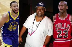 """TDE's Punch Has The Ultimate Sports Hot Take: """"Steph [Curry] Is Better Than Jordan"""""""