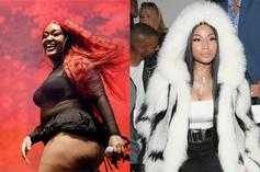 "Nicki Minaj's ""LLC"" Skyrockets To #1, CupcakKe Celebrates With Cash Giveaways"