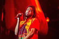"""J. Cole Releases """"Applying Pressure: The Off-Season"""" Documentary"""
