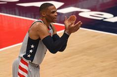 Russell Westbrook Sets New NBA Record For Career Triple-Doubles