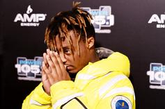 Juice WRLD's Live Free 999 Fund Teams Up With Crisis Text Line To Offer Free Counseling