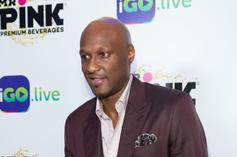 Lamar Odom Reveals Ketamine Has Helped With His Sobriety
