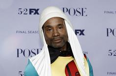 """Billy Porter Reveals HIV Status: """"I'm Doing This For Me"""""""