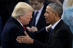 """Obama Called Trump A """"F*cking Lunatic"""" & A """"Racist, Sexist Pig"""" According To Book"""