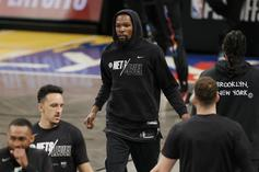 Kevin Durant Comments On NBA Fans Getting Out Of Pocket