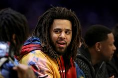 J. Cole Shares Message About Leaving BAL