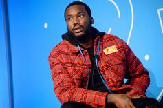 """Meek Mill Calls Out Blogs For Only Posting """"Goofy Sh*t"""""""