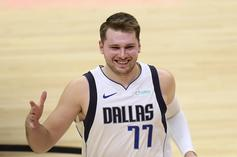 Luka Doncic Gets Positive Injury Update Ahead Of Game 4 Vs. Clippers