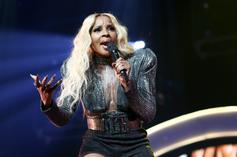 """Mary J. Blige Recalls Needing """"To Get Out"""" Of Rough Bronx Neighborhood"""