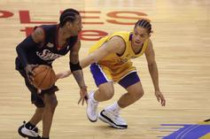 Allen Iverson's Classic Step-Over On Tyronn Lue Turns 20