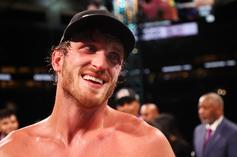 Logan Paul Claims Victory Following Floyd Mayweather Fight
