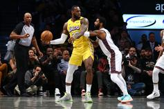 LeBron James Reacts To Kyrie Irving's Untimely Injury