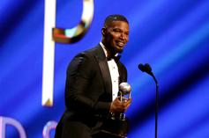 Jamie Foxx Gives An Intimate & Hilarious Look Into Fatherhood With New Book