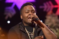 Sean Kingston Sings His Way Out Of A Ticket