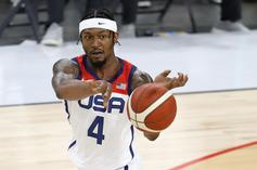 Warriors Superstars Reportedly Pushing For Bradley Beal Trade