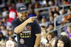"""Ice Cube Says He Hopes BIG3's """"FIREBALL3"""" Will Become An Olympic Sport"""