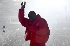 """Kanye West To Reportedly Host Another """"DONDA"""" Listening At Mercedes-Benz Stadium"""