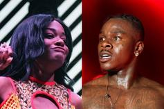 """Azealia Banks Says DaBaby Should Be """"Canceled"""" For """"Punching A Female Fan"""""""