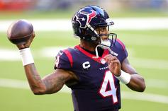 Deshaun Watson Officially Ruled Out Ahead Of Texans Opener