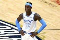 Dennis Schröder Makes Fun Of Himself For Turning Down $84 Million Lakers Contract