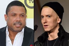 Benzino Claims Person Who Sold Him Racist Eminem Tapes Committed Suicide